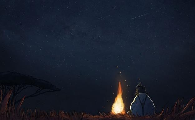 La nuit- Clo